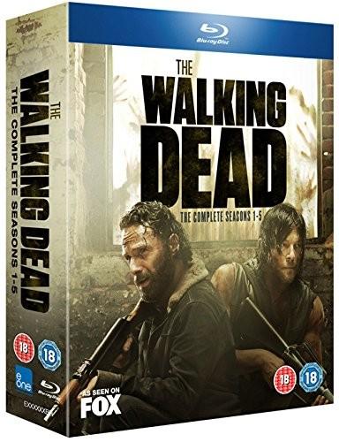 The Walking Dead Seasons 1-5 Boxset [Blu-ray]