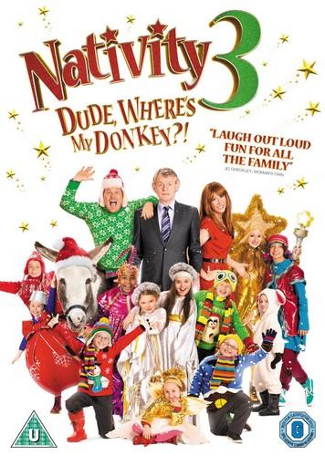 Nativity 3: Dude  Where'S My Donkey?! (DVD)