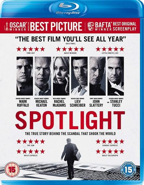 Spotlight [Blu-ray]