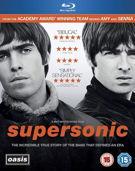 Oasis - Supersonic [Blu-ray] (Blu-ray)