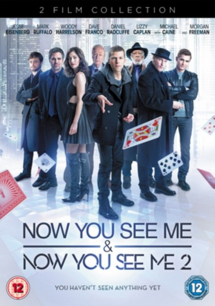 Now You See Me/Now You See Me 2 Doublepack [2013]