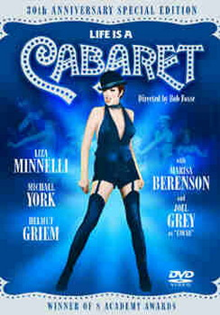 Cabaret - 30Th Anniversary Special Edition (DVD)