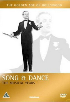 Hollywood Song And Dance - The Musical Years (DVD)