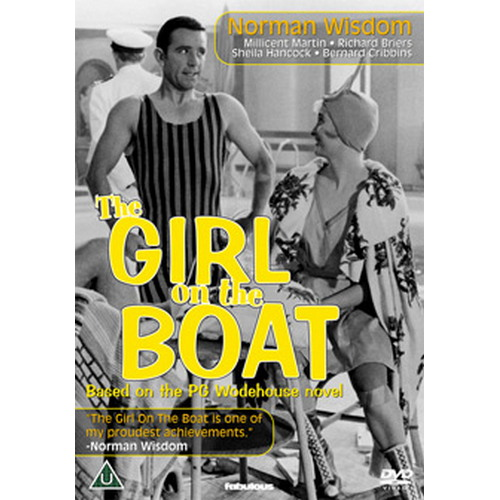 The Girl On The Boat (DVD)