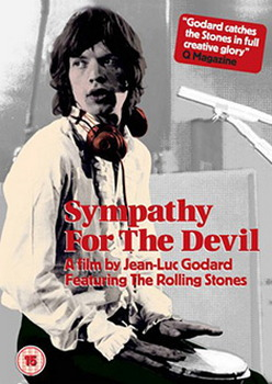 One + One  Rolling Stones  Sympathy For The Devil (DVD)