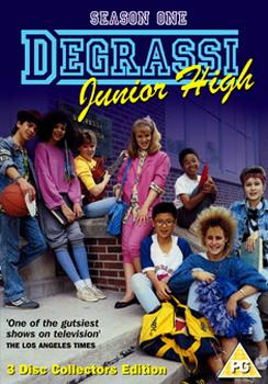 Degrassi Junior High  Series One (Three Discs) (Dv (DVD)