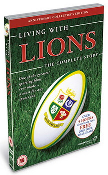 Living With Lions - Anniversary Collectors Edition (DVD)