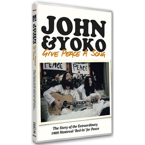 John And Yoko - Give Peace A Song (DVD)