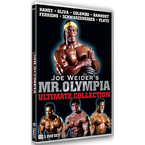 Joe Weider'S Mr Olympia Ultimate Collection (DVD)