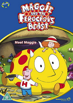 Maggie And The Ferocious Beast - Meet Maggie (DVD)