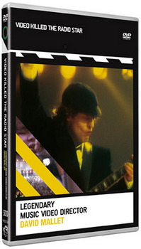 Video Killed The Radio Star 2 - David Mallet (DVD)