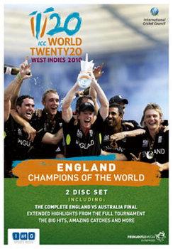 Twenty20 Cricket - England Champions Of The World (DVD)