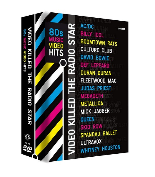 Video Killed The Radio Star Collection (DVD)