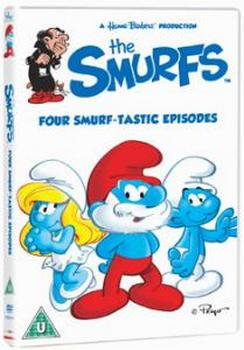 Smurfs - Four Smurf-Tastic Episodes (DVD)