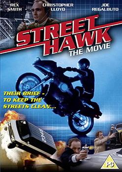 Street Hawk - The Movie (DVD)