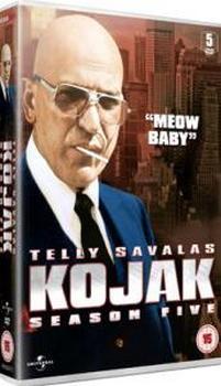Kojak: Season 5 (1978) (DVD)