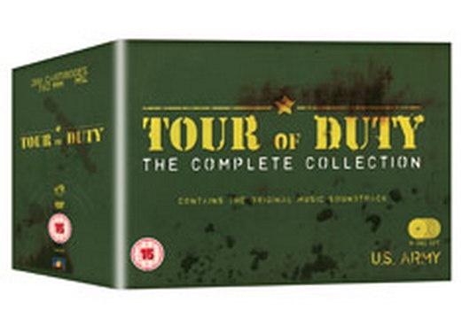 Tour Of Duty - Complete (DVD)
