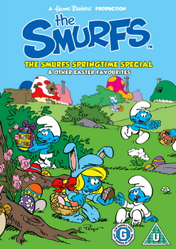 The Smurfs Springtime Special (& Other Easter Favourites) (DVD)
