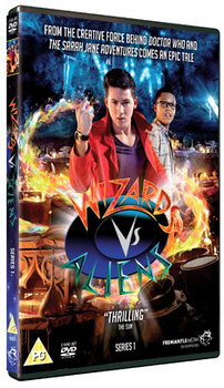 Wizards Vs Aliens - Series 1 (DVD)