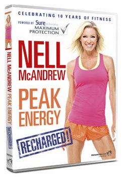 Nell Mcandrew - Peak Energy Recharged (DVD)
