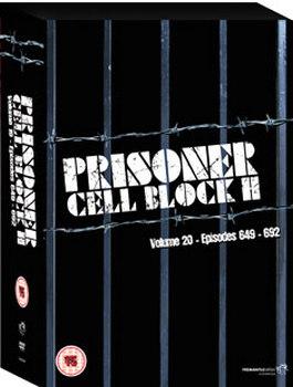 Prisoner Cell Block H Volume 20 (DVD)