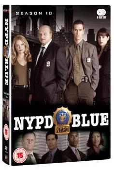 Nypd Blue - Season 10 (DVD)