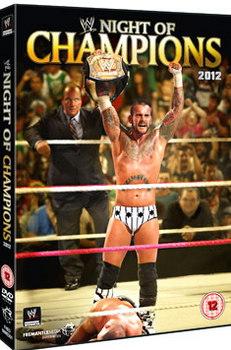 Wwe - Night Of Champions 2012 (DVD)