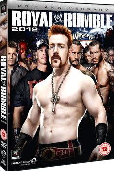 Wwe - Royal Rumble 2012 (DVD)