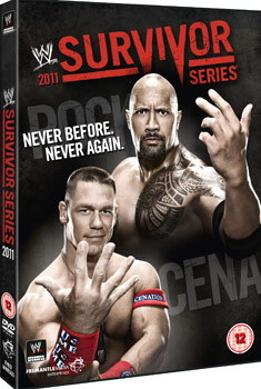 Wwe - Survivor Series 2011 (DVD)