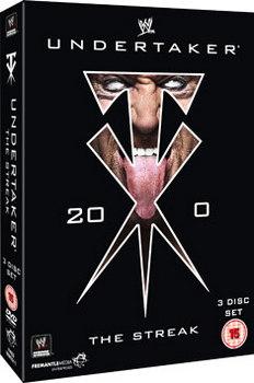 Wwe - Undertaker - The Streak (DVD)