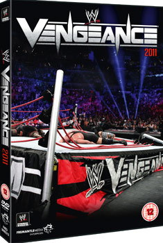 Wwe - Vengeance 2011 (DVD)