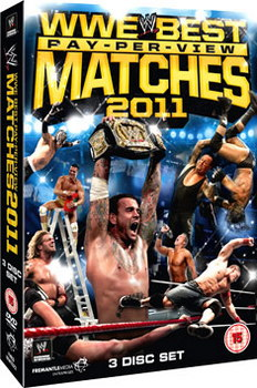 Wwe - The Best Ppv Matches Of 2011 (DVD)