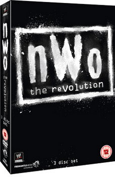 Wwe - New World Order - The Revolution (DVD)