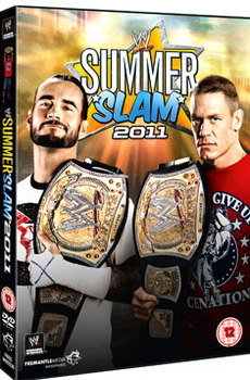 Wwe - Summerslam 2011 (DVD)