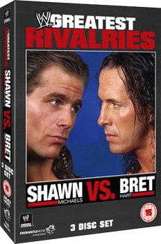 Wwe'S Greatest Rivalries: Shawn Michaels Vs Brett Hart (DVD)