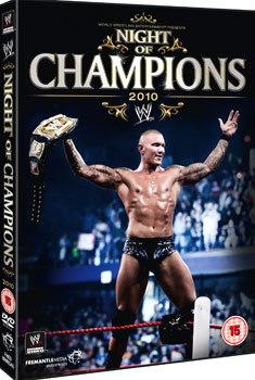 Wwe: Night Of Champions 2010 (DVD)