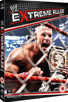 Wwe: Extreme Rules 2011 (DVD)