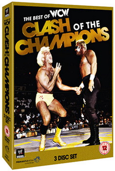 Wwe - Wcw Clash Of The Champions (DVD)