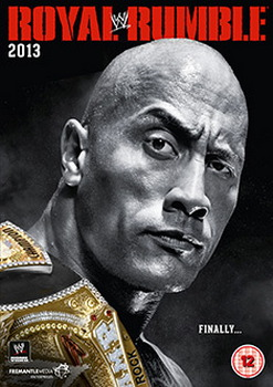 Wwe - Royal Rumble 2013 (DVD)