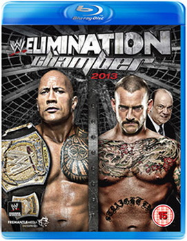 WWE - Elimination Chamber 2013 (Blu-Ray)