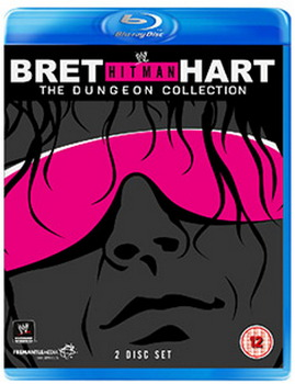 WWE - Bret  Hit Man  Hart: The Dungeon Collection (Blu-Ray)