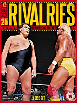 Wwe - Wwe Presents The Top 25 Rivalries In Wrestling History (DVD)