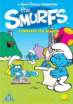 The Smurfs - Season 5 (DVD)