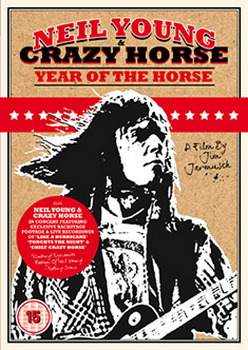 Neil Young And Crazy Horse: Year Of The Horse (1997) (DVD)