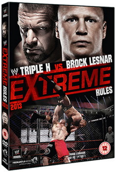 Wwe - Extreme Rules 2013 (DVD)