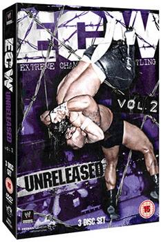 Wwe: Ecw - Unreleased Vol. 2 (DVD)