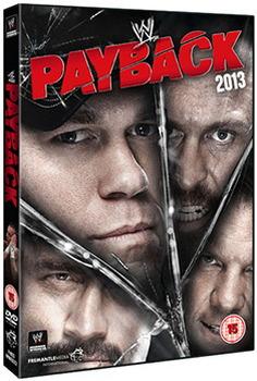 Wwe - Payback 2013 (DVD)