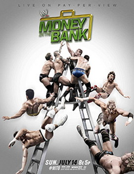 WWE: Money In The Bank (Blu-ray)