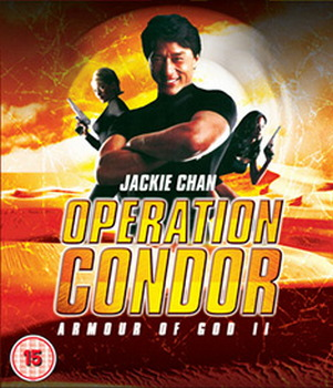 Operation Condor Ii - Armour Of God (BLU-RAY)