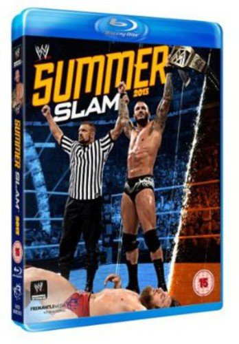 WWE: Summerslam 2013 (Blu-ray)